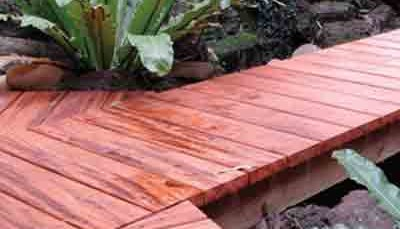 genuine-mahogany-walkway-deck