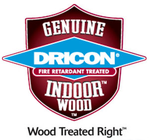 Dricon, genuine, indoor wood