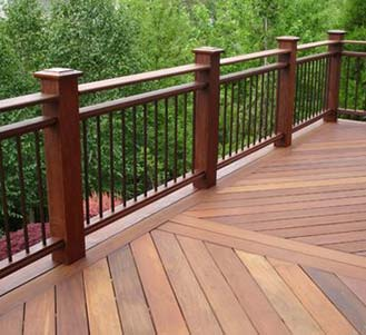 FENCE & DECK