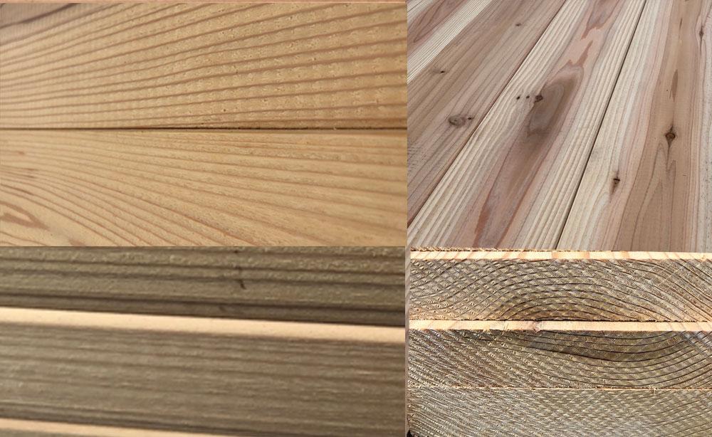 Cedar Decking by Conrad Lumber