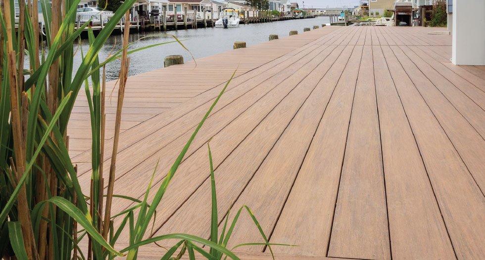 amberwood decking