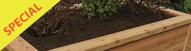 Garden Box by Conrad Lumber