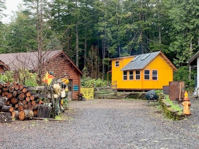 Make a Wish foundation Oregon music room by Conrad Lumber Co.