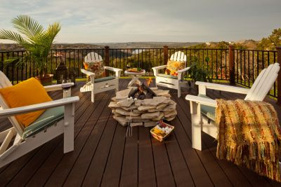 trex-contour-decking-clove-brown-fire-pit Conrad Lumber Co