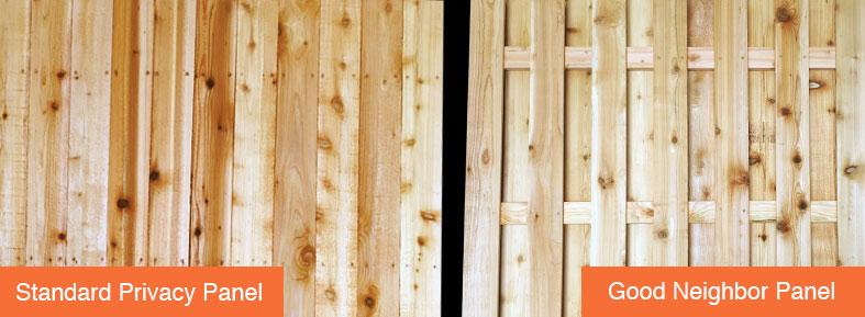 good-neighbor-panel-strandard-privacy-panel Conrad Lumber Co
