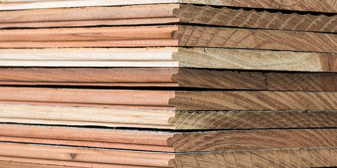 tongue and groove reclaimed redwood