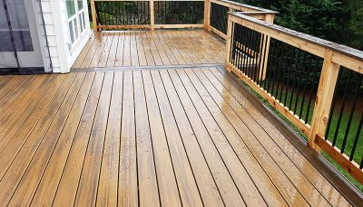 Shaffer And Sons Decking