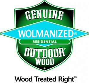 Wolmanized, Genuine outdoor wood