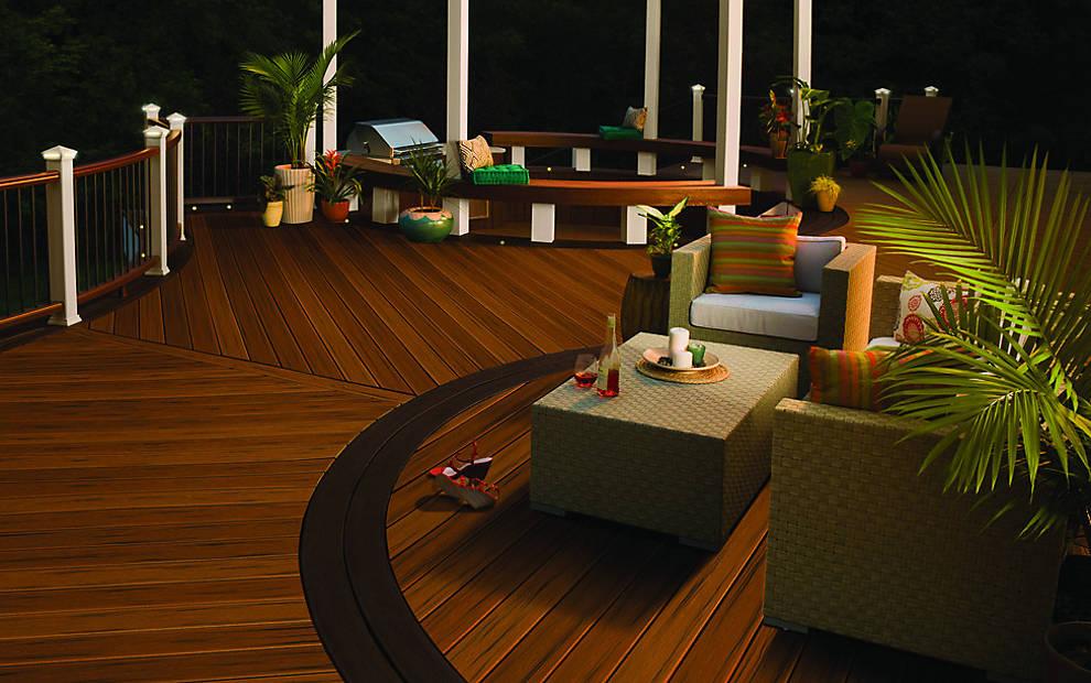 transcend-decking-railing-spiced-rum-night-pergola