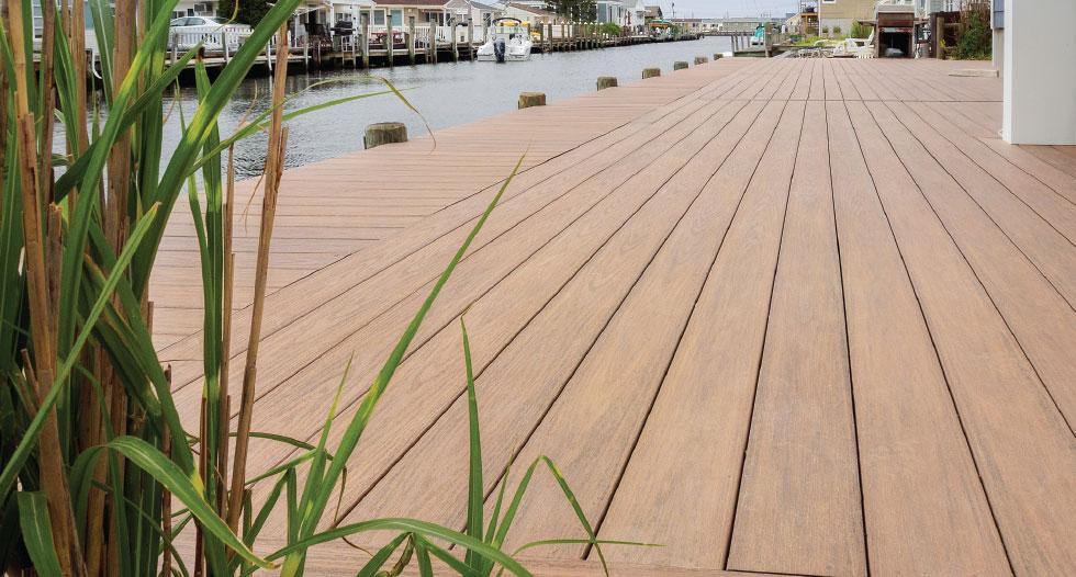 amberwood decking